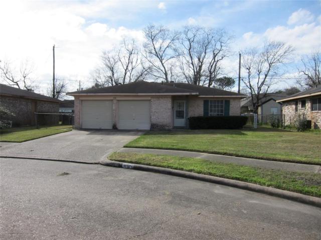 14614 Insley Street, Houston, TX 77045 (MLS #80333941) :: Fairwater Westmont Real Estate