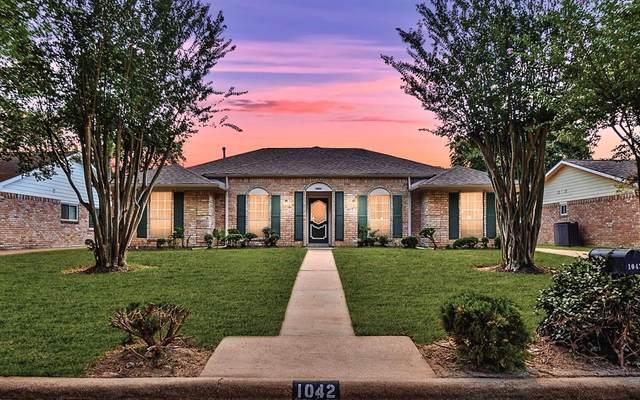 1042 Crossfield Drive, Katy, TX 77450 (MLS #80347854) :: Michele Harmon Team