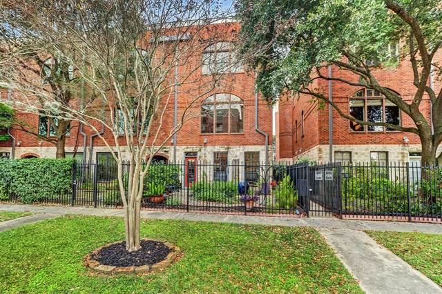 406 Lovett Boulevard, Houston, TX 77006 (MLS #80360975) :: Green Residential