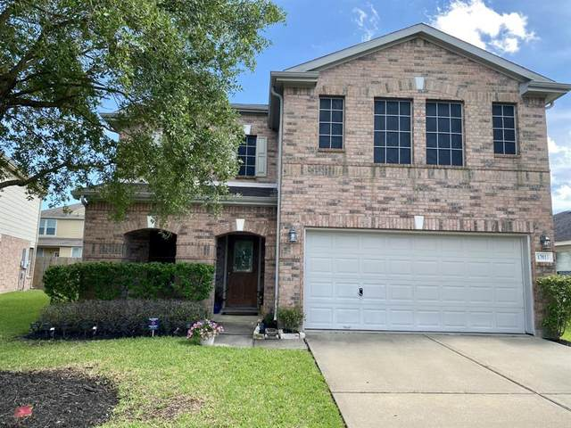 17011 Hilton Hollow Drive, Houston, TX 77084 (MLS #80361842) :: Michele Harmon Team