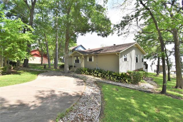 292 Edgewater Way, Point Blank, TX 77364 (MLS #80369420) :: The Home Branch