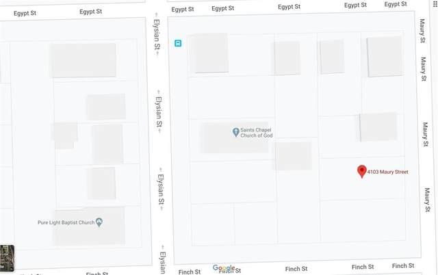 4103 Maury Street, Houston, TX 77009 (MLS #80369508) :: Giorgi Real Estate Group