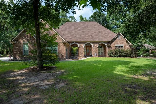 27111 Fairway Crossing Drive, Huffman, TX 77336 (MLS #803733) :: My BCS Home Real Estate Group