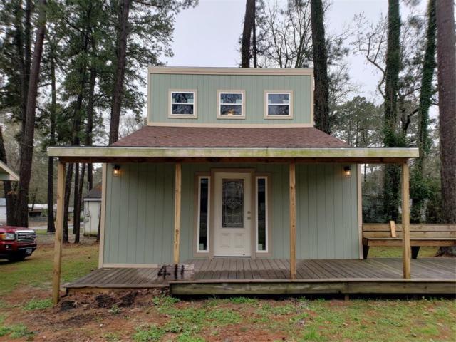 411 Plum Tree, Onalaska, TX 77360 (MLS #80374876) :: Caskey Realty