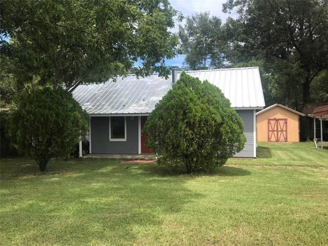149 Veal St Street W, Chester, TX 75936 (MLS #8037594) :: The Home Branch