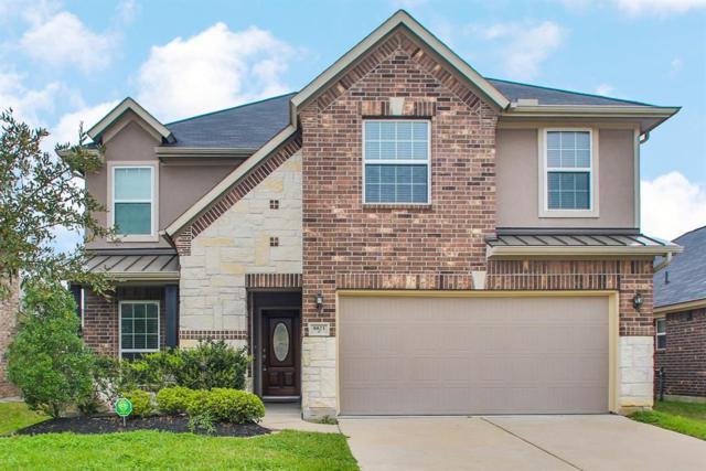8823 Chaco Hill Lane, Richmond, TX 77407 (MLS #80382798) :: Giorgi Real Estate Group