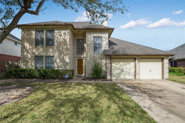 3523 Southdown Drive, Pearland, TX 77584 (MLS #80388892) :: The Kevin Allen Jones Home Team