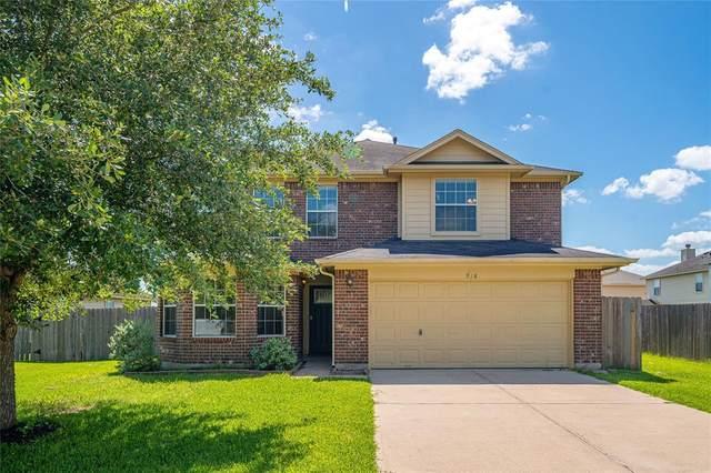 918 Seabourne Meadows Drive, Rosenberg, TX 77471 (MLS #80389601) :: Guevara Backman