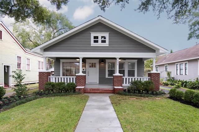 936 Arlington Street, Houston, TX 77008 (MLS #80390666) :: Texas Home Shop Realty