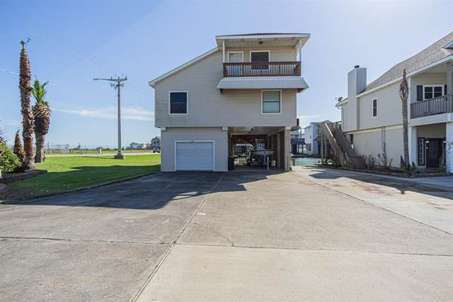 301 Commander Drive, Tiki Island, TX 77554 (MLS #80394669) :: The SOLD by George Team