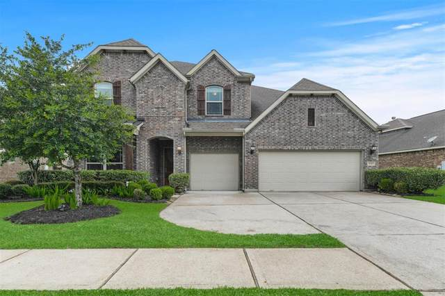 4642 Abidie Gardens Drive, Humble, TX 77396 (MLS #80412808) :: The Bly Team