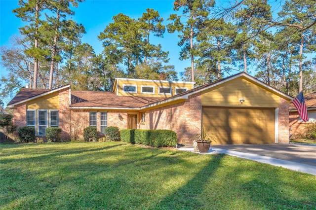 2019 Southwood Drive, Woodbranch, TX 77357 (MLS #80417505) :: Connect Realty