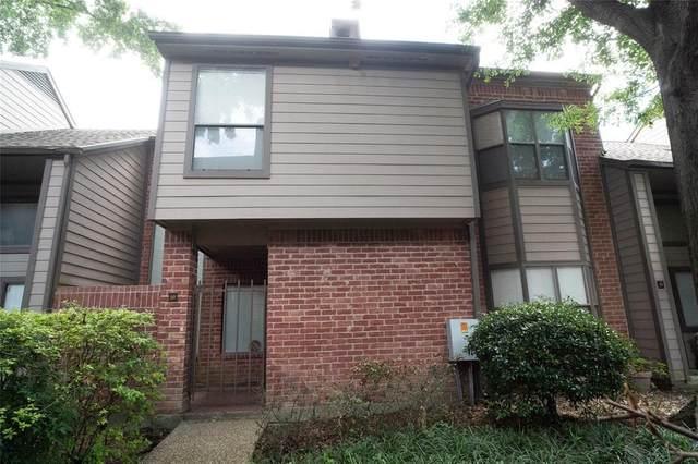 7447 Cambridge Street #60, Houston, TX 77054 (MLS #80423054) :: Lerner Realty Solutions