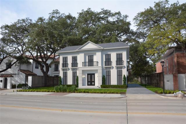 3208 Westheimer Road, Houston, TX 77098 (MLS #8043303) :: The Home Branch