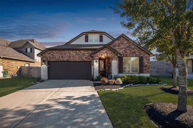 8226 Lockridge Terrace Lane, Cypress, TX 77433 (MLS #80441474) :: The Jill Smith Team