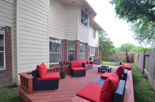 3610 Landon Park Drive, Katy, TX 77449 (#80443612) :: ORO Realty