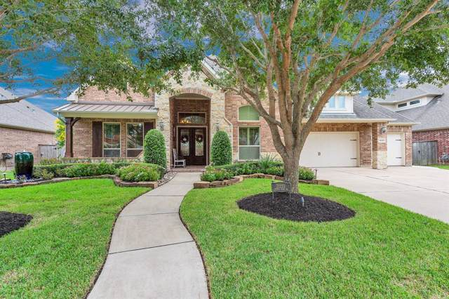 21223 Andrea Park Drive, Richmond, TX 77406 (MLS #8045412) :: The SOLD by George Team