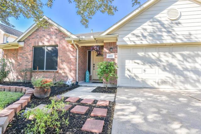 4202 Seminole Drive, Pearland, TX 77584 (MLS #80462427) :: JL Realty Team at Coldwell Banker, United