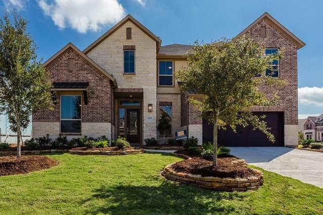 28915 Creekside Bend Drive, Fulshear, TX 77441 (MLS #80464934) :: The Wendy Sherman Team