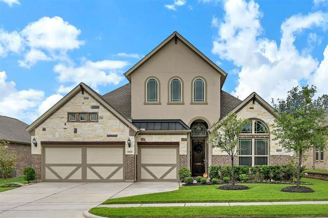 9519 Three Stone Lane, Tomball, TX 77375 (MLS #80468293) :: The SOLD by George Team