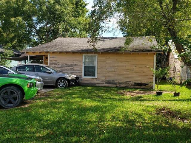 4442 Dallas Avenue, Beaumont, TX 77703 (MLS #80497833) :: Ellison Real Estate Team