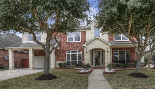 2702 Raven Ridge Drive, Pearland, TX 77584 (MLS #80504237) :: King Realty