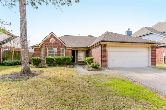 1014 Linkwood Drive, Pearland, TX 77581 (MLS #80506328) :: The SOLD by George Team