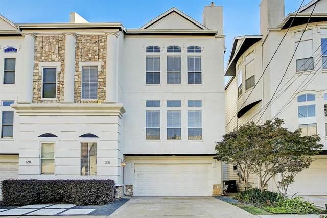 1215 Kipling Street, Houston, TX 77006 (MLS #80519850) :: Green Residential