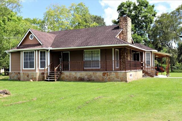 3059 County Rd 244, Brazoria, TX 77422 (MLS #80529793) :: The Freund Group