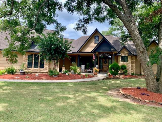 329 Wagon Wheel Trail, Angleton, TX 77515 (MLS #80530816) :: JL Realty Team at Coldwell Banker, United