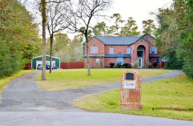 21230 Imperial Oak Drive, Magnolia, TX 77355 (MLS #8053179) :: Texas Home Shop Realty