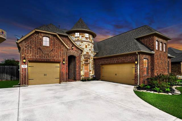 2989 Terrell Cove Lane, League City, TX 77573 (MLS #80535817) :: The Bly Team