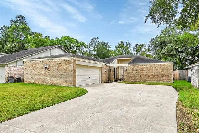 23439 Canyon Lake Drive, Spring, TX 77373 (MLS #80538726) :: The Heyl Group at Keller Williams
