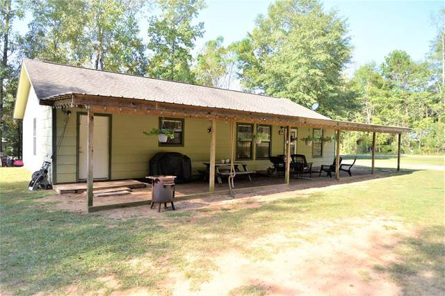 141 W Forest Lane, Coldspring, TX 77331 (MLS #80540779) :: The Freund Group
