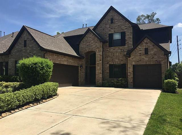 50 Genova Way Lane, Missouri City, TX 77459 (MLS #80541679) :: The SOLD by George Team