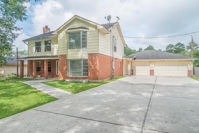 19203 Casper Drive, Spring, TX 77373 (MLS #80549940) :: Red Door Realty & Associates
