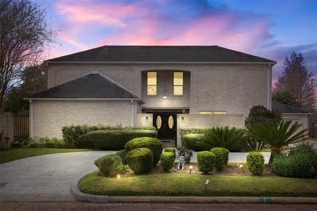 1 Crestwood Circle, Sugar Land, TX 77478 (MLS #80558741) :: The SOLD by George Team