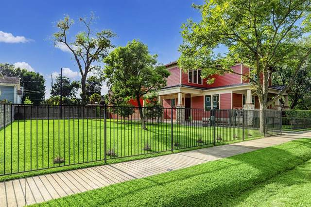1437 Hall Place, Houston, TX 77008 (MLS #80566047) :: The Lugo Group