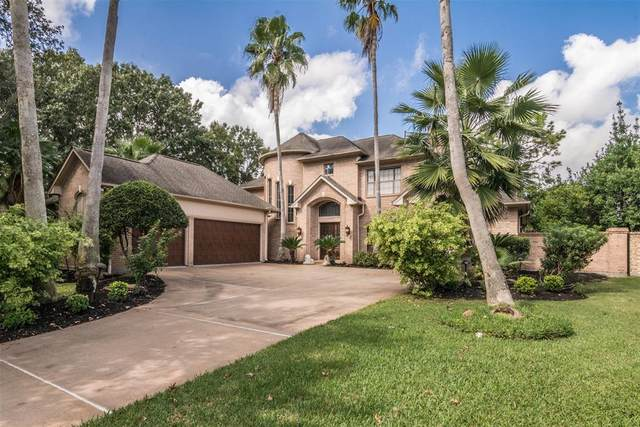 1907 Greenwood Oaks Drive, Houston, TX 77062 (MLS #80571778) :: Rachel Lee Realtor