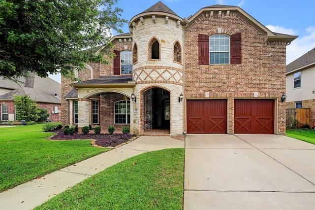 11110 Menaggio Court, Richmond, TX 77406 (MLS #80577758) :: The Sansone Group