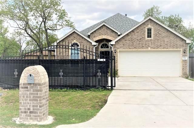 794 Fair Street, Houston, TX 77088 (#80583179) :: ORO Realty