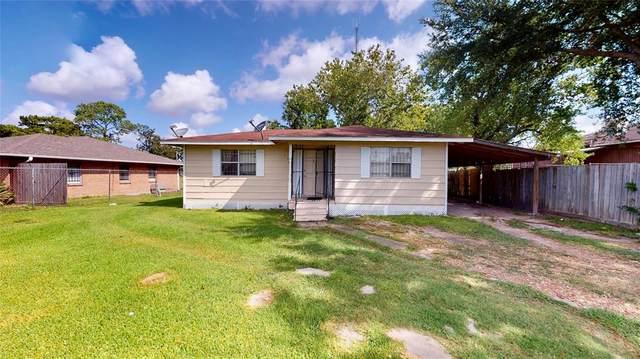 3709 Tangerine Street, Houston, TX 77051 (MLS #80588269) :: The Freund Group