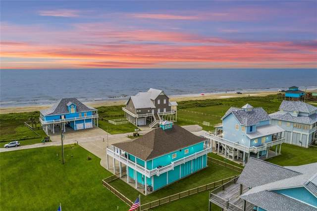 3481 Smiths Point, Crystal Beach, TX 77650 (MLS #80611756) :: Lerner Realty Solutions