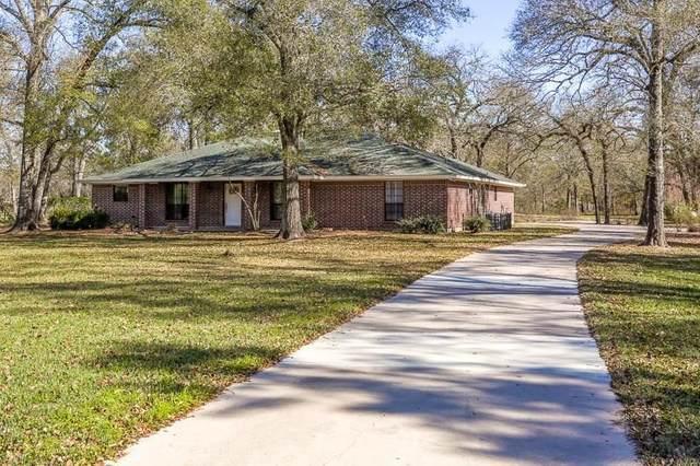 26710 Cherokee Lane, Magnolia, TX 77354 (MLS #80613360) :: Lerner Realty Solutions
