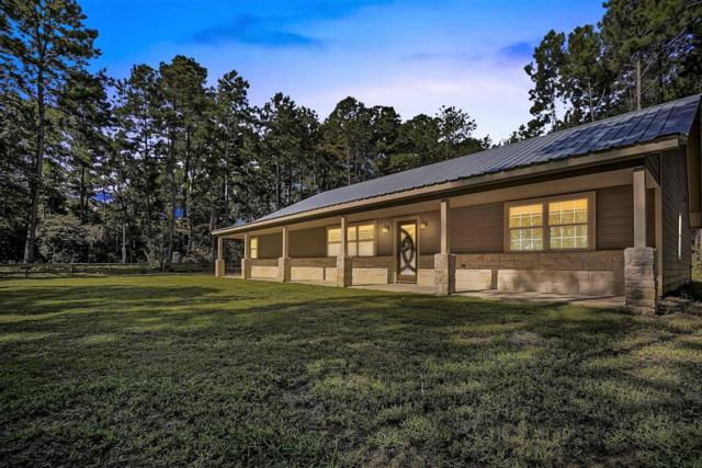 15336 Micounty Road Ea Road, Plantersville, TX 77363 (MLS #80620874) :: Giorgi Real Estate Group