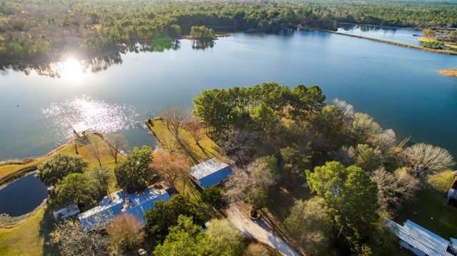 42 Horseshoe Lake Drive E, Huntsville, TX 77320 (MLS #806244) :: Texas Home Shop Realty