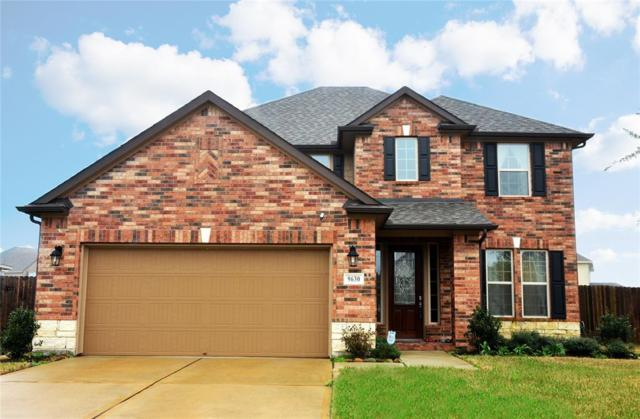 9630 Emerald Briar Lane, Rosenberg, TX 77469 (MLS #80627035) :: Team Sansone