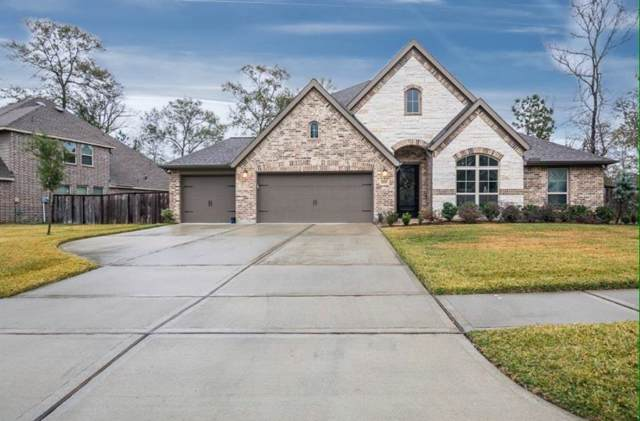 18819 Collins View Drive, New Caney, TX 77357 (MLS #80640467) :: Texas Home Shop Realty