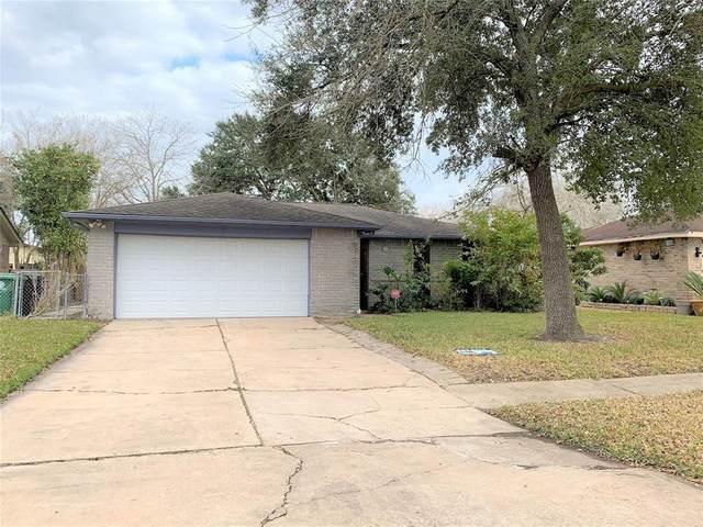 5030 Ridgehaven Drive, Houston, TX 77053 (MLS #80642244) :: Rachel Lee Realtor