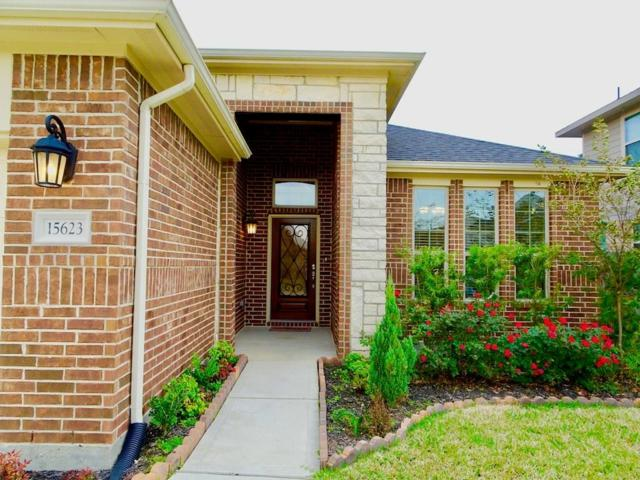 15623 Whisper Woods Drive, Cypress, TX 77429 (MLS #80672766) :: Krueger Real Estate
